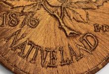 On Native Land (detail)