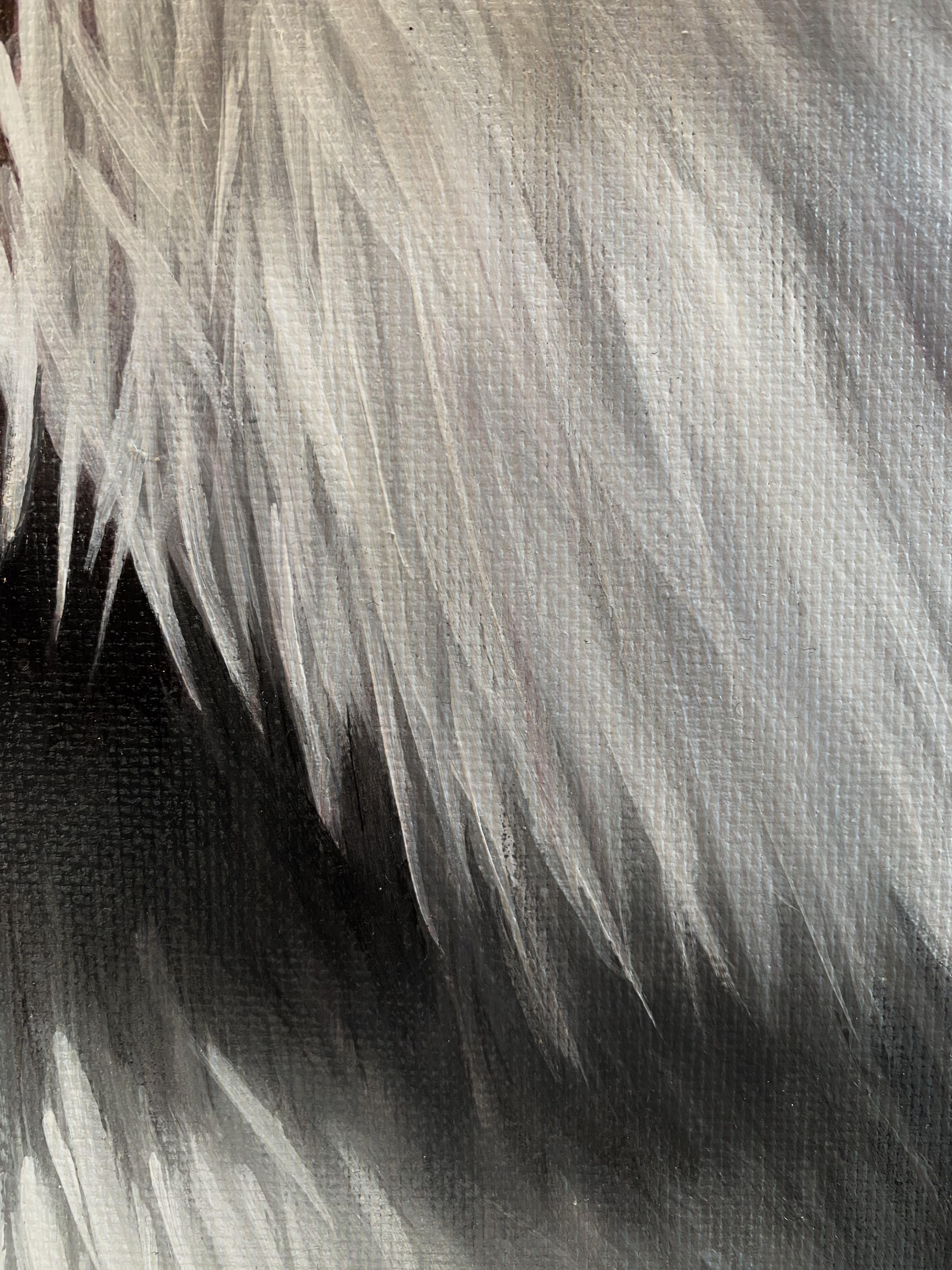 Nose (detail)